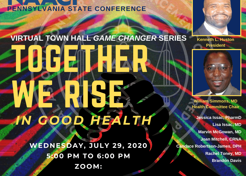 Together We Rise Virtual Town Hall